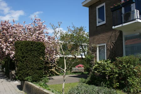 Quiet garden room with free parking - Amsterdam - Villa