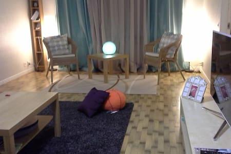Nice 2 Room Apartment - Upplands Väsby - 公寓