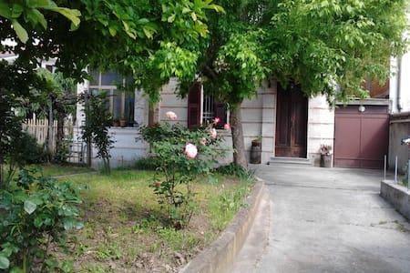 EguzkiHouse in Unesco Heritage Town - Nizza Monferrato - House