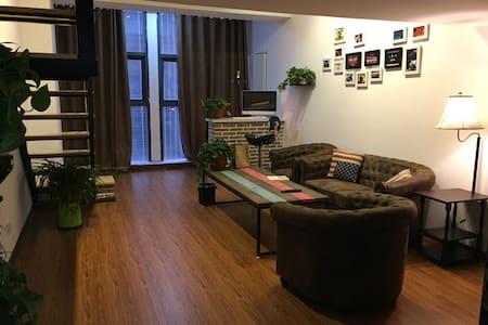 时尚便利的小型LOFT公寓