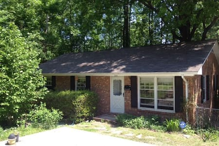 Room available-Walk into town! - Carrboro - Rumah