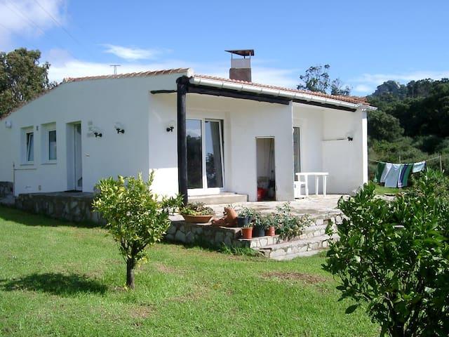 Ferienhaus im Naturpark mit Pool - Tarifa - Rumah
