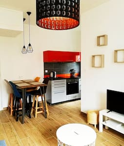 Cozy flat in the heart of Evian les Bains