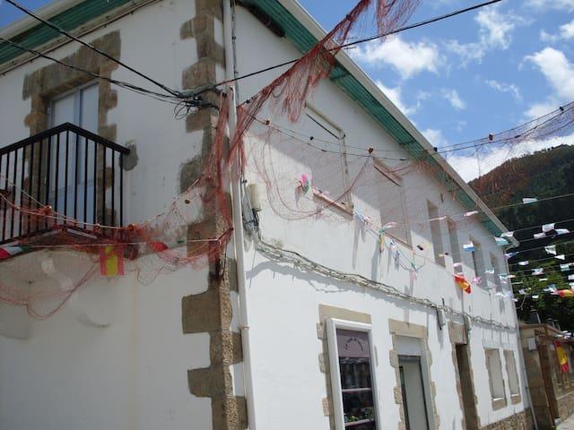 Casa Chao, alojamiento familiar - Viveiro - Huis
