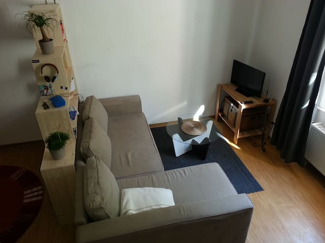 1-Raumwhg. nahe City,Arena,Stadion - Leipzig - Appartement