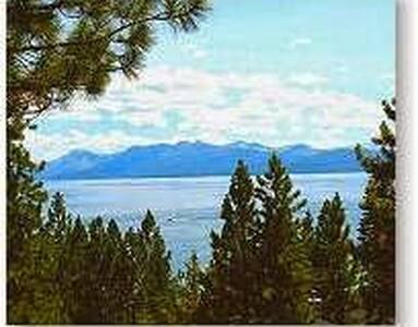 Dollar Point Lake Tahoe great views