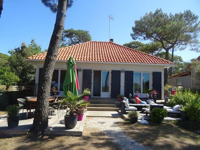Maison face à l'océan proche centre ville. - Saint-Brevin-les-Pins - Hus