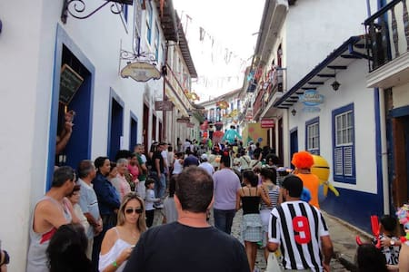 Hospedagem Carnaval/Carnival 2017 Ouro Preto - House