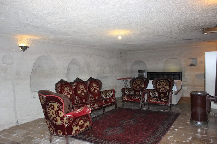 Grand Cave - Göreme - Rumah
