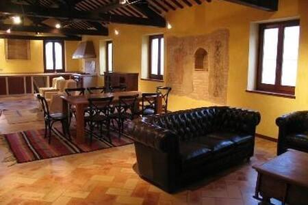 Lussuosa casa in centro storico - Mogliano - Appartement
