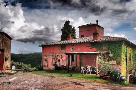 charming tuscan farmhouse - Cavriglia