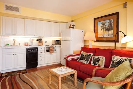 Ocean View 1 BDRM w/kitchen WPH 811 - Honolulu - Apartment