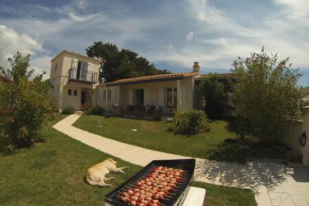 Maison familiale - 200m de la mer - La Bernerie-en-Retz - 단독주택