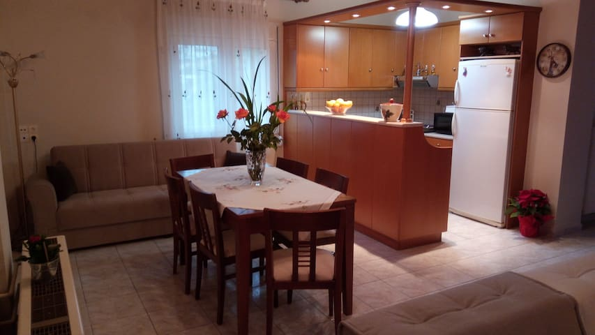 Comfortable appartment for lovely vacations