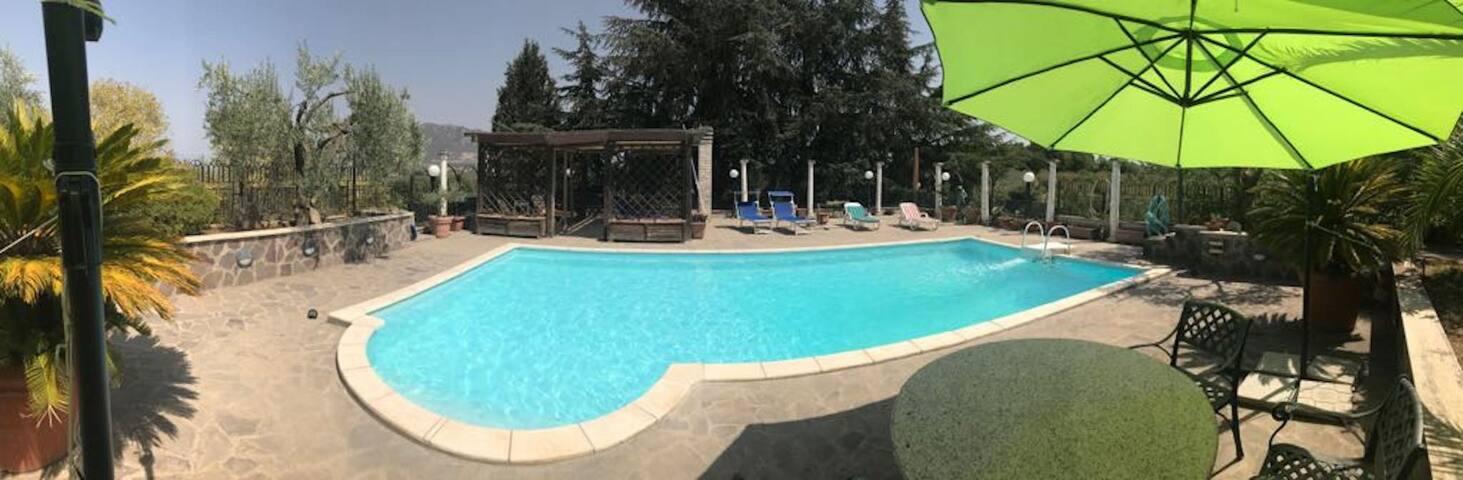 Appartamento in Villa Paola