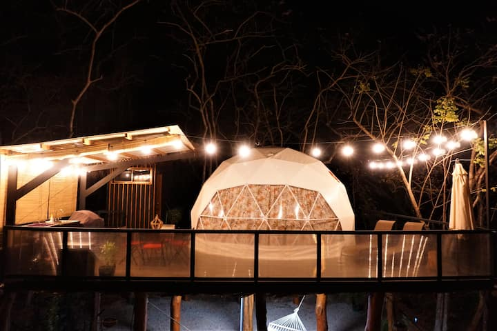 Cocolhu Glamping Dome