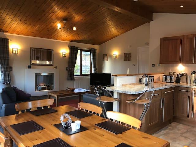 Tummel Valley Lodge 25