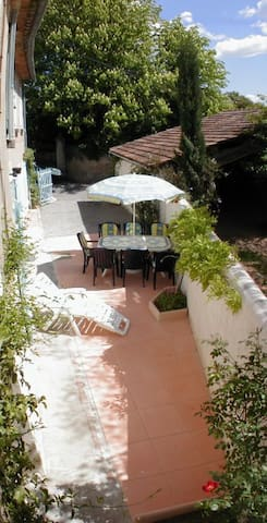 Apartment in Provence, with bikes - Lorgues - Appartement