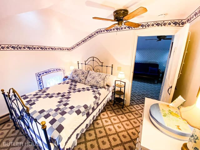 BUTLER HOUSE at The Cherry Creek Inn 2020 by MK Butler