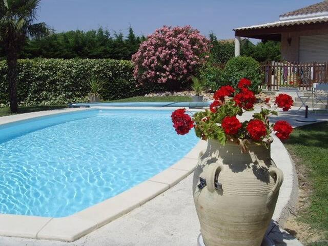 Logement à la campagne - Pernes-les-Fontaines - Apartment