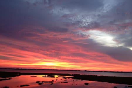 Incredible views of Barnegat Bay - Brick