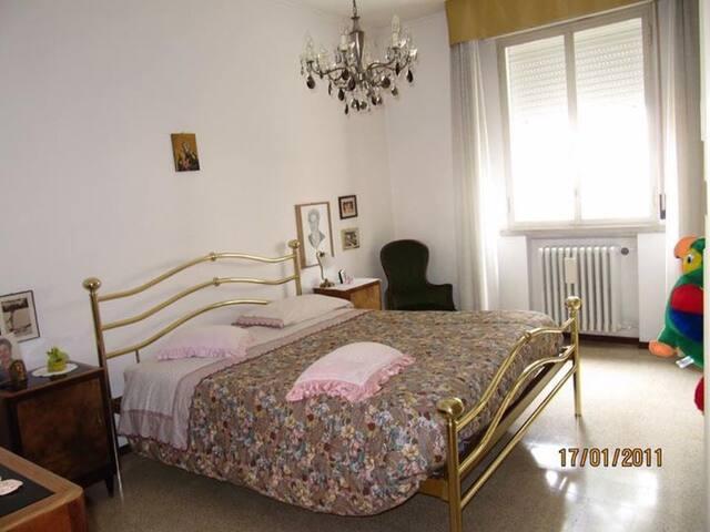 AmpiaCamera Matrimoniale YellowRoom - Ravenna - Wohnung