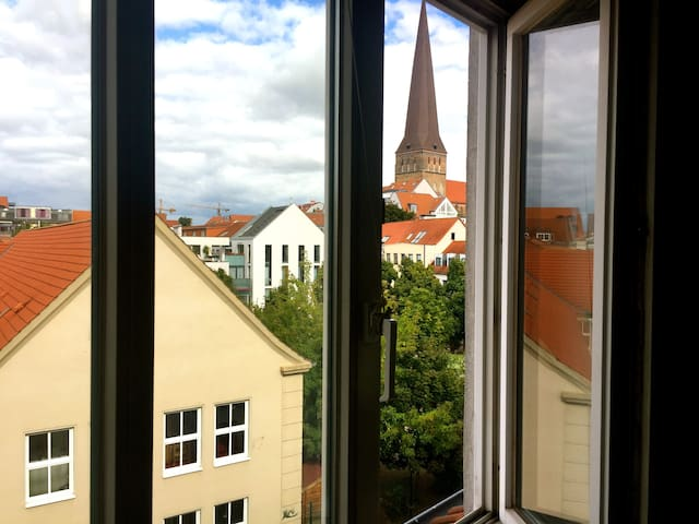 City Room - perfect location - Rostock