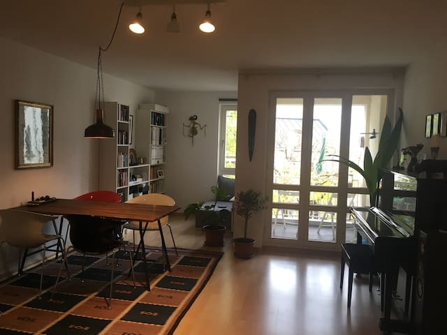 Modern two room apartment in the heart of Munich