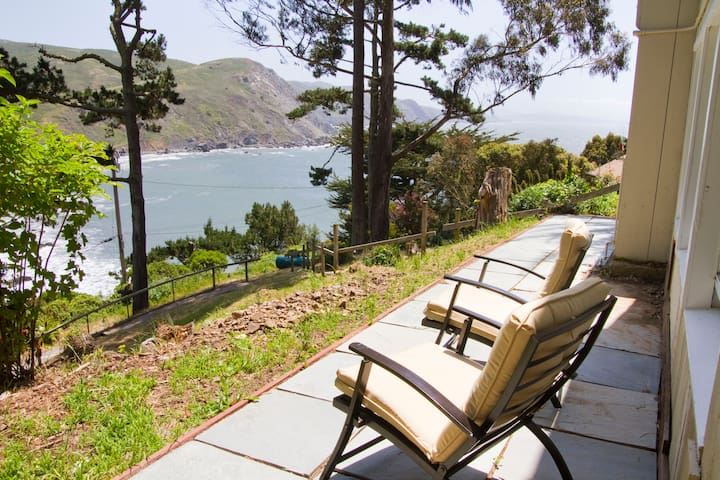 Sit down and soak in the view!