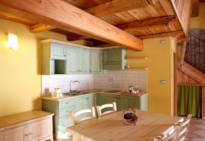Appartamento in Baita civico 1 - Marmora - Wohnung