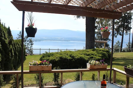 Beautiful lake view unit - West Kelowna