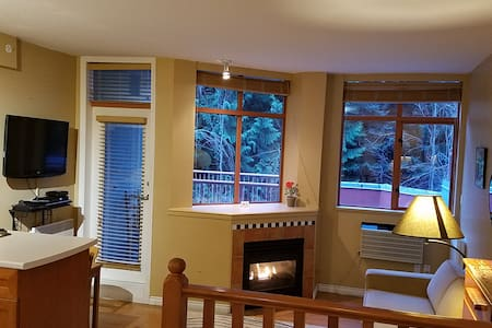 207 North Village Studio - Whistler - Appartement