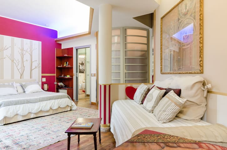 B & B Forte House - Milano - Bed & Breakfast