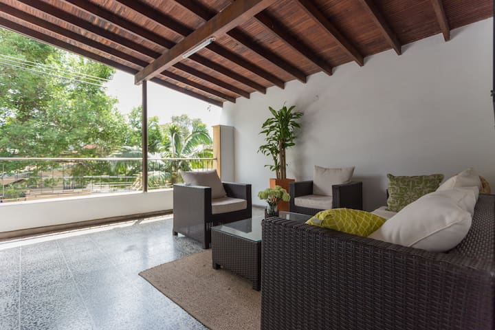 II-Unique accommodation