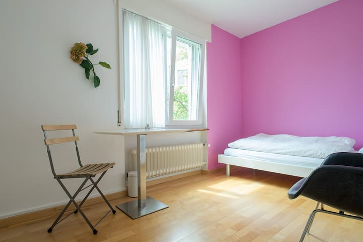 Cosy room in nice house & garden - Zürich - Huis