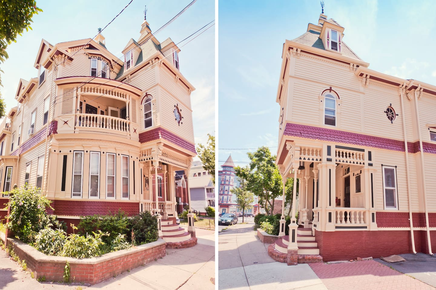 The Queen Anne Victorian