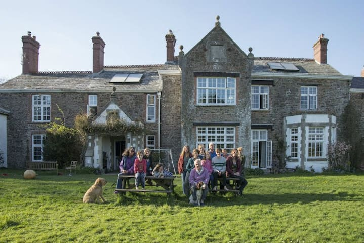 Beech Hill, Rural Devon Manor House - Devon