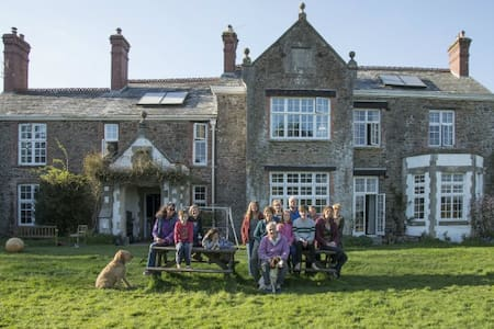 Beech Hill, Rural Devon Manor House - Devon - Bed & Breakfast