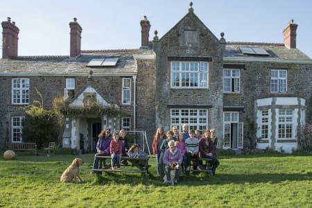 Beech Hill, Rural Devon Manor House - Devon