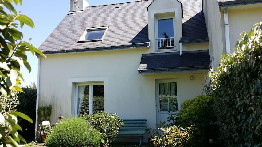 """""""coté ouest """" - Batz-sur-Mer - Maison"""