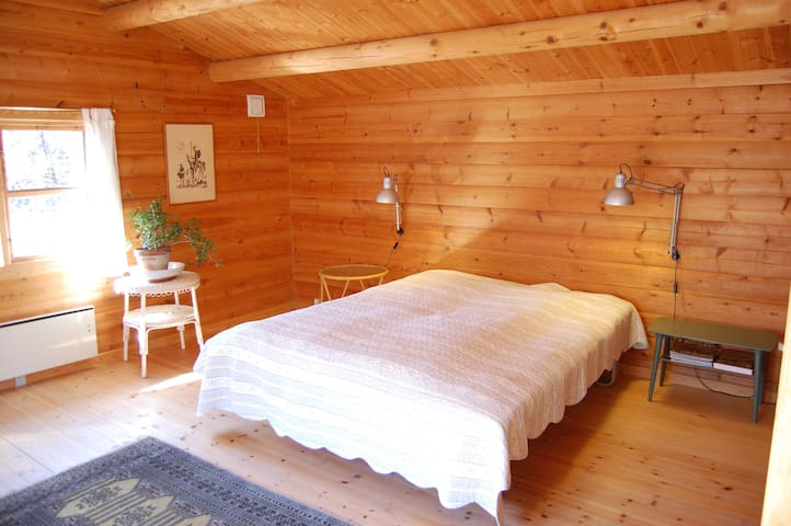 Cosy summer cottage 300 m from the sea - Hundested - Srub