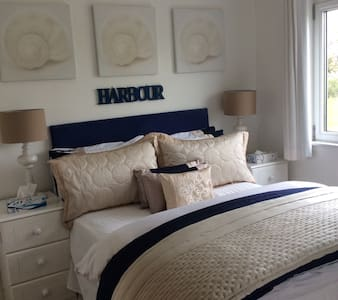 B&B The Harbour Room 3 ensuite aval - Isle of Wight