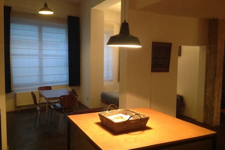 Close to centre with free parking - Sint-Jans-Molenbeek