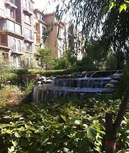 在美丽的内蒙古让你独享西班牙风情民宿,在小桥流水间漫步品尝主人丰盛菜肴 - 呼和浩特市新城区 - Maison