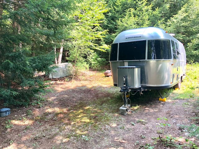 Good Vibes Adirondack Airstream Experience
