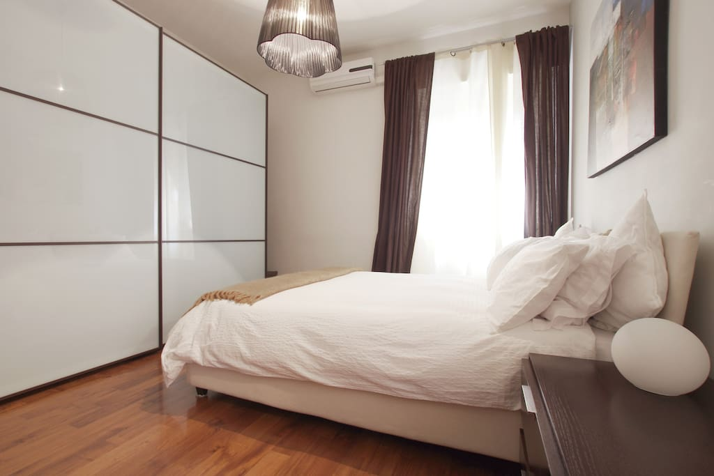 Residenza ostiense charme design apartments for rent for Apartment design rome
