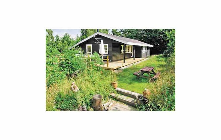Wonderful cottage, 2 bedrooms, 80m² in Ebeltoft