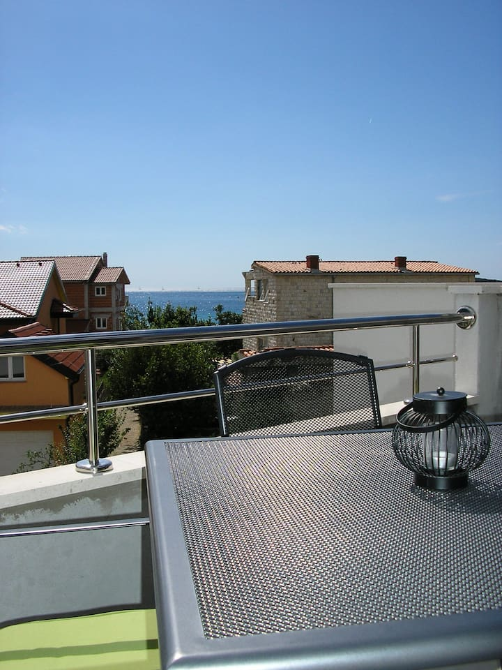 A view from terace