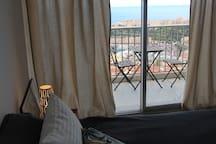 Panoramic Large & Cozy Studio,Monaco & SeaView #12