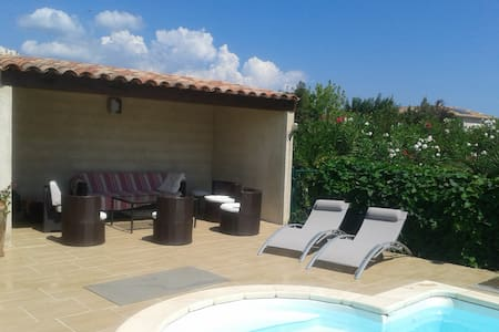 Independant House + Swimming-pool - Ghisonaccia